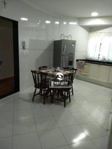 Sobrado com 4 dormitórios à venda, 427 m² por r$ 1.690.000,01 - campestre - santo andré/sp - Foto 18