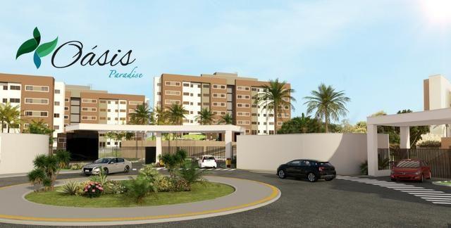 O Maior e Melhor Apartamento da Região - 2 e 3 Quartos, Suíte, Elevador e Jardim