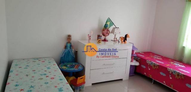 Casa com 3 dormitórios à venda, 197 m² por R$ 450.000,00 - Vinhosa - Itaperuna/RJ - Foto 9
