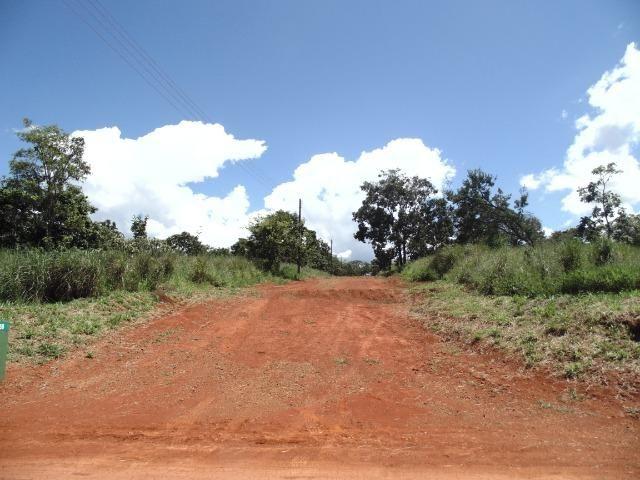 Terreno 02 Hectares Cond. Mansões Park Brasília - Área Rural Nova Betania Df - 135 - Foto 14