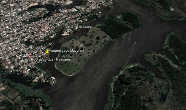 Lindo terreno 4.500m² na margem do Lago do Macurani Parintins - Foto 6