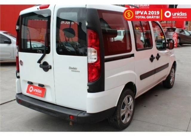 Fiat Doblo Essence 1.8 7 lugares - Foto 3