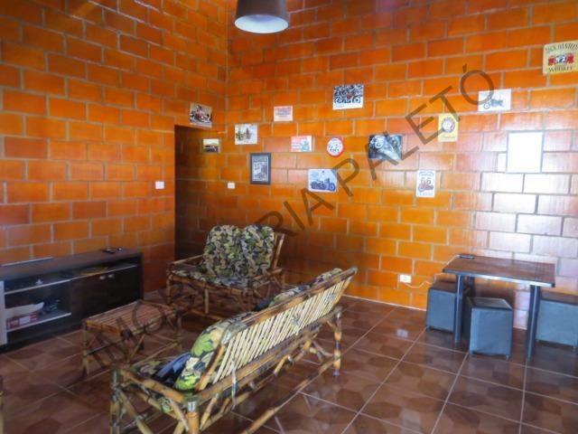 REF 225 Chácara 1187 m², casa novinha, ampla piscina, Imobiliária Paletó - Foto 8