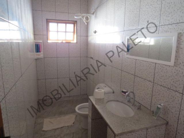 REF 225 Chácara 1187 m², casa novinha, ampla piscina, Imobiliária Paletó - Foto 4