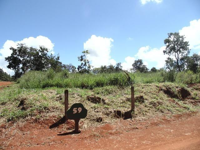 Terreno 02 Hectares Cond. Mansões Park Brasília - Área Rural Nova Betania Df - 135 - Foto 10