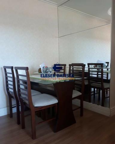 Apartamento à venda com 2 dormitórios em Edifício rio manguinhos, Serra cod:AP00144 - Foto 4