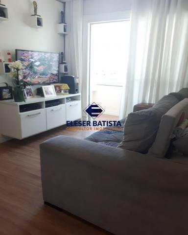 Apartamento à venda com 2 dormitórios em Edifício rio manguinhos, Serra cod:AP00144