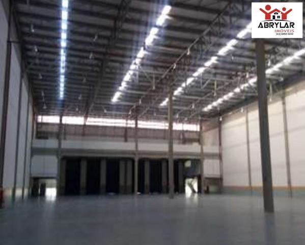 Ótimo galpão modular em condomínio logístico, industrial e comercial - jundiaí - sp - Foto 9