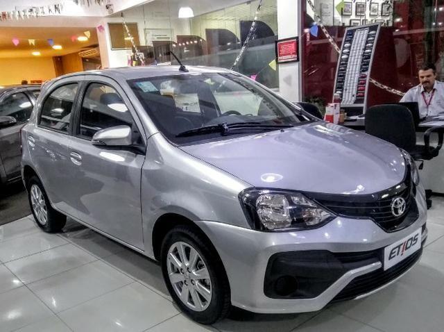 Toyota Etios 2020 Zero - Foto 6