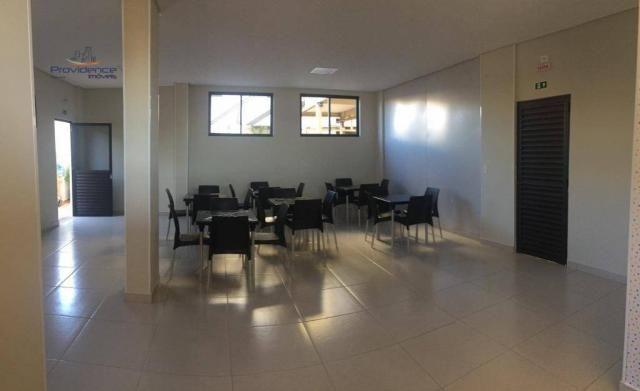 Apartamento com 2 dormitórios à venda, 61 m² por R$ 213.000,00 - Pioneiros Catarinenses -  - Foto 20