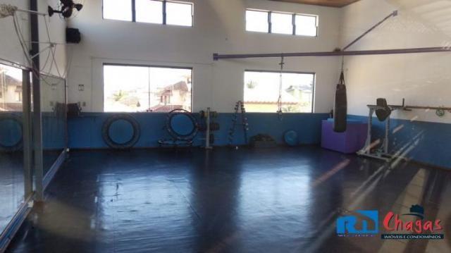 Academia com piscina olímpica aquecida, caraguatatuba - Foto 11