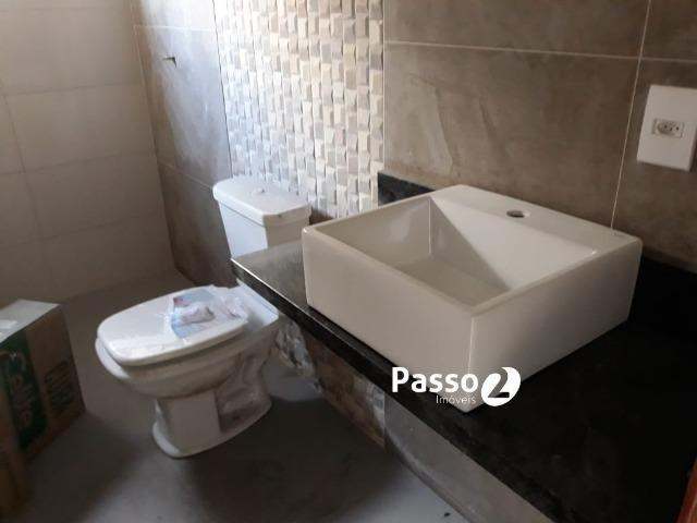 Casa nova com laje e 03 quartos - Foto 10
