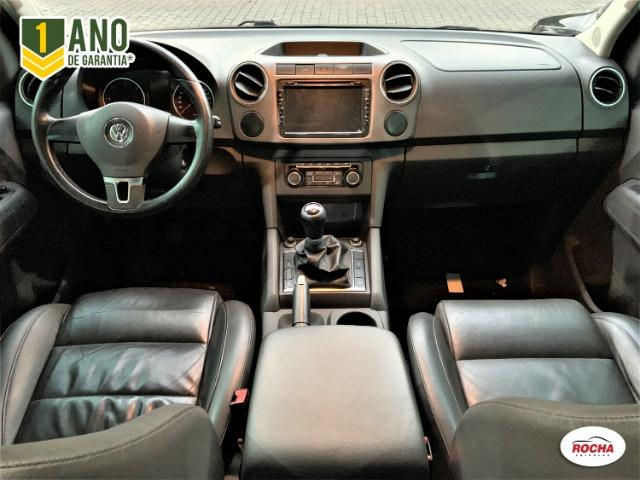 Vw - Volkswagen Amarok 4x4 Highline Garantia de 1 Ano* - Leia o Anuncio! - Foto 6
