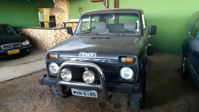LADA NIVA 1991/1991 1.6 4X4 GASOLINA 2P MANUAL - Foto 6