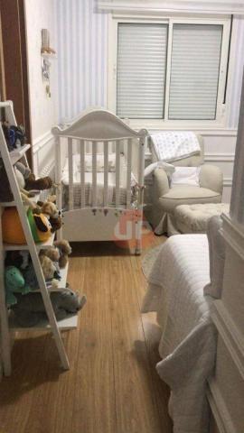 Apartamento residencial à venda, tamboré, santana de parnaíba. - Foto 17