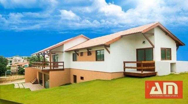 Casa alto padrão em condomínio para venda - Gravatá/PE