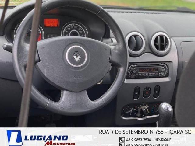 Renault LOGAN Expression Hi-Flex 1.6  - Foto 15