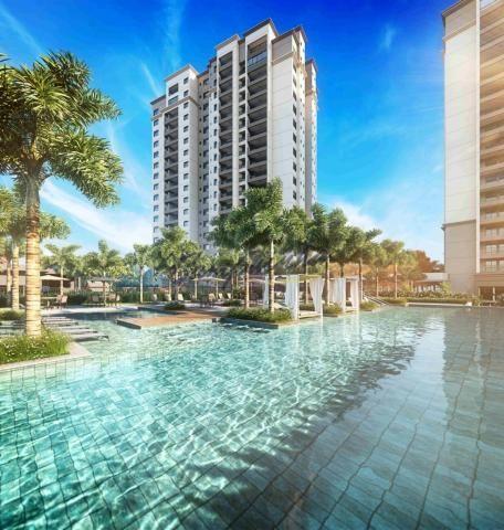 Apartamento à venda com 2 dormitórios em Nova campinas, Campinas cod:AP001390