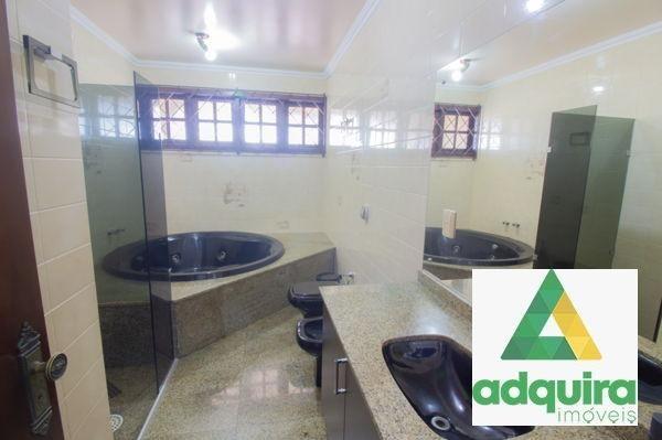 Casa sobrado com 4 quartos - Bairro Jardim Carvalho em Ponta Grossa - Foto 16