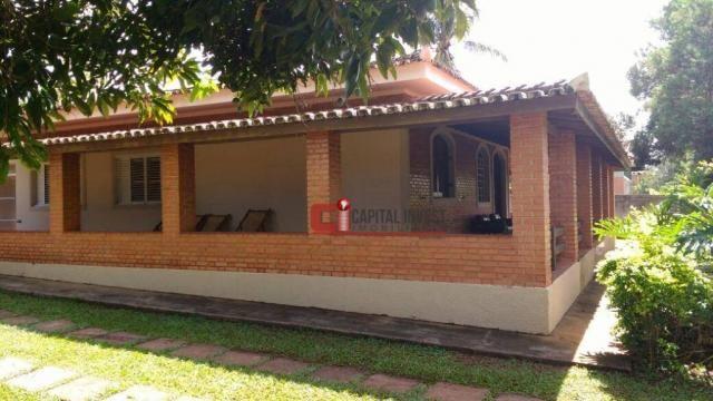 Chácara com 3 dormitórios para alugar, 2600 m² por R$ 5.500,00/mês - Jardim Roseira de Cim - Foto 8