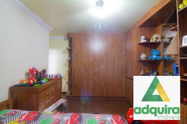 Casa sobrado com 4 quartos - Bairro Jardim Carvalho em Ponta Grossa - Foto 20