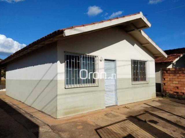 Casa à venda, 56 m² por R$ 149.000,00 - Residencial Campos Dourados - Goiânia/GO
