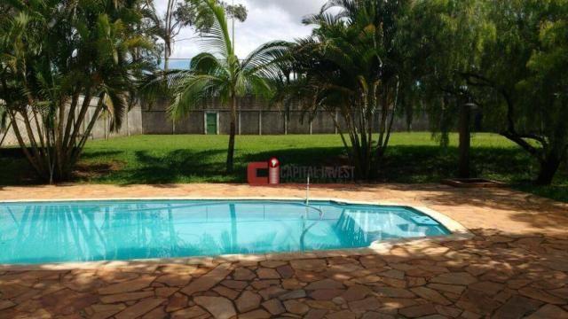 Chácara com 3 dormitórios para alugar, 2600 m² por R$ 5.500,00/mês - Jardim Roseira de Cim - Foto 10