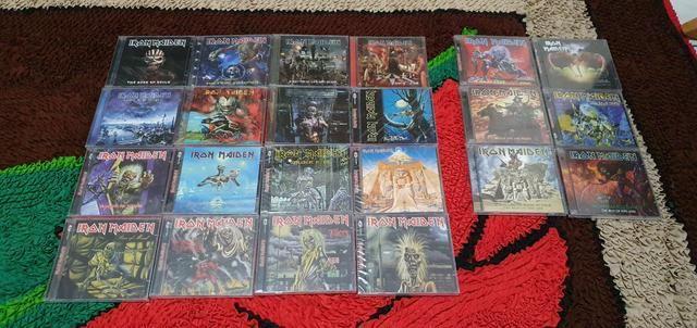 Iron Maiden Discografia completa + Bonus - Foto 3
