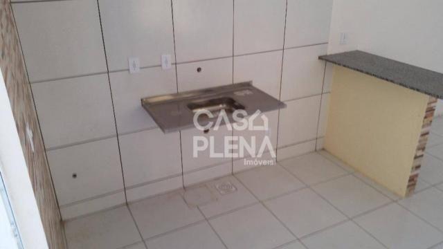Casa com 2 dormitórios à venda, 71 m² por R$ 135.000 - CA0074 - Jabuti - Itaitinga/CE - Foto 13