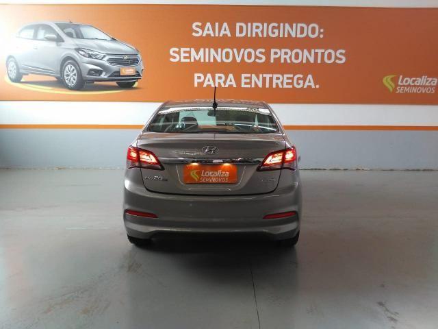 HB20S 2018/2019 1.6 COMFORT PLUS 16V FLEX 4P AUTOMÁTICO - Foto 3
