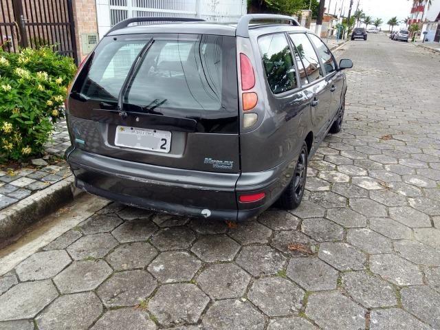 Fiat Marea ELX 2.0 20v Ano 99-00 - Foto 6