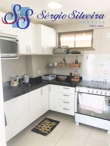 Cobertura duplex mobiliada no Mediterranée Residence no Porto das Dunas com 3 suítes - Foto 6