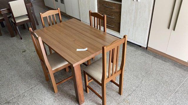 Mesa 4 cadeiras Pronta Entrega!! - Foto 2