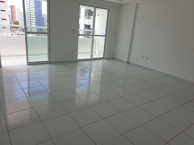 Apartamento à venda no melhor do Bessa 3 quartos/2 suítes + DCE - Foto 3