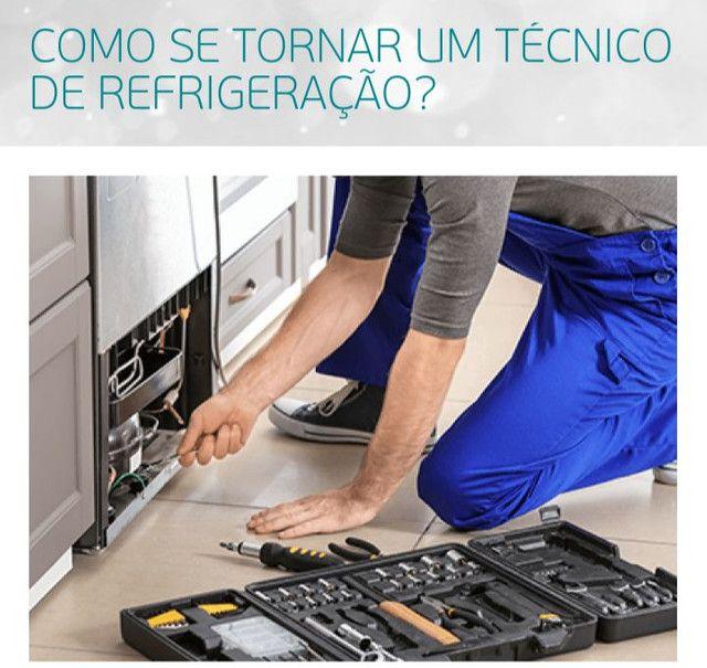 Como se torna um técnico em refrigeração