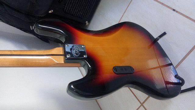 Baixo SX Sjb62 EMG Jazz Bass - Foto 2