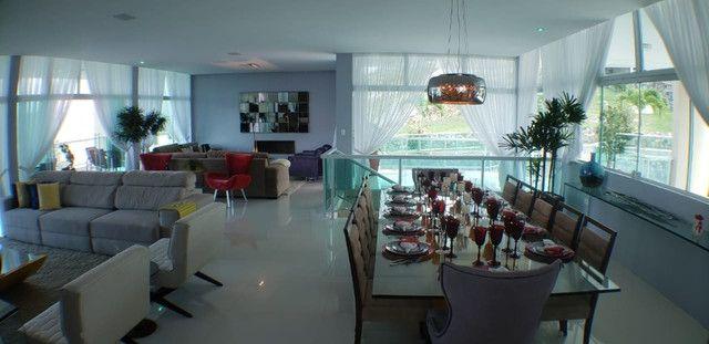 Vendo Casa luxuosa com 7 Stes , ofuro, Varandão, Porteira Fechada Rf ADM 0000 - Foto 6