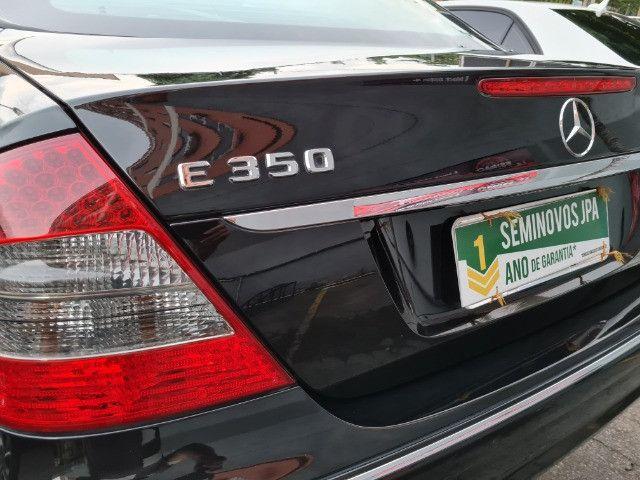 Mercedes Benz E350 V6 Blindada - Foto 2
