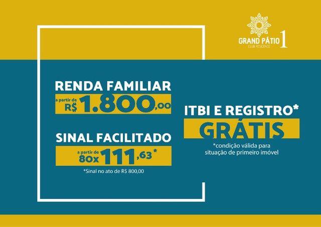 Lançamento Telesil (Grand Patio 1) com desconto de 20 mil reais na entrada!! aproveite - Foto 16