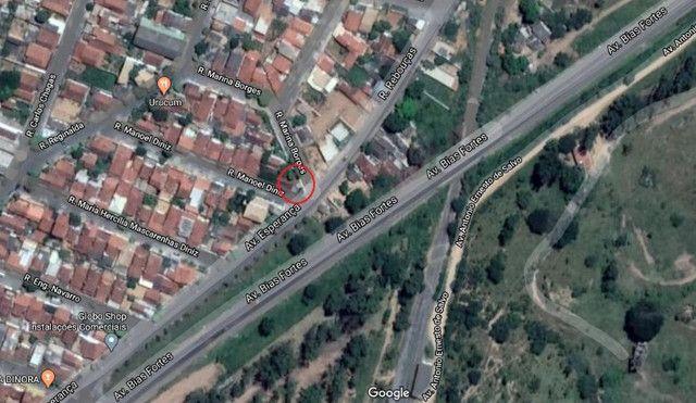 Casa popular em lote de 270m² no bairro esperança em Curvelo - Foto 2
