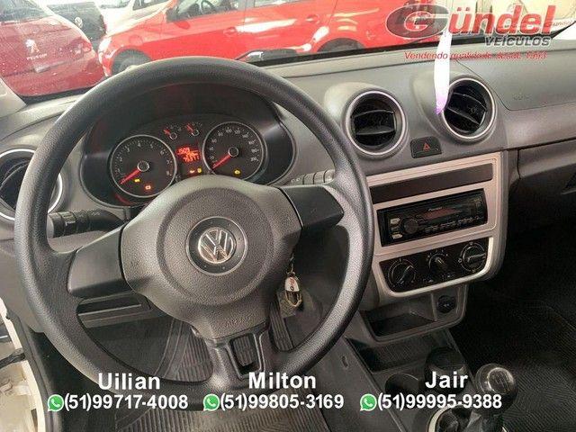 Volkswagen Gol Trendline 1.0 T.Flex 8V 5p - Foto 9
