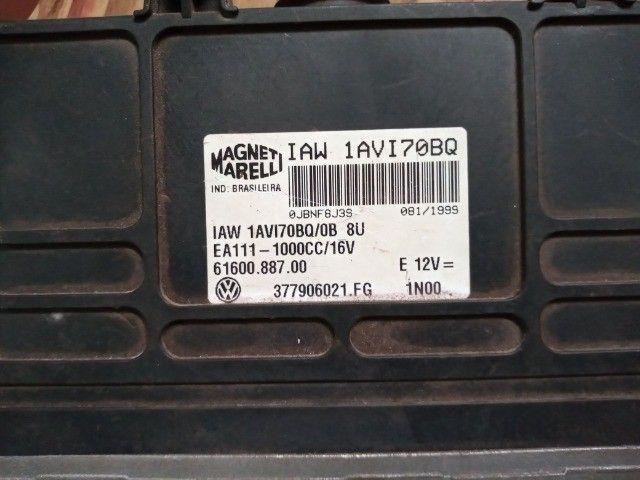 Módulo Injeção Eletrônica Volkswagem  - Foto 6