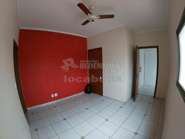 Apartamento para alugar com 1 dormitórios em Boa vista, Sao jose do rio preto cod:L460 - Foto 2