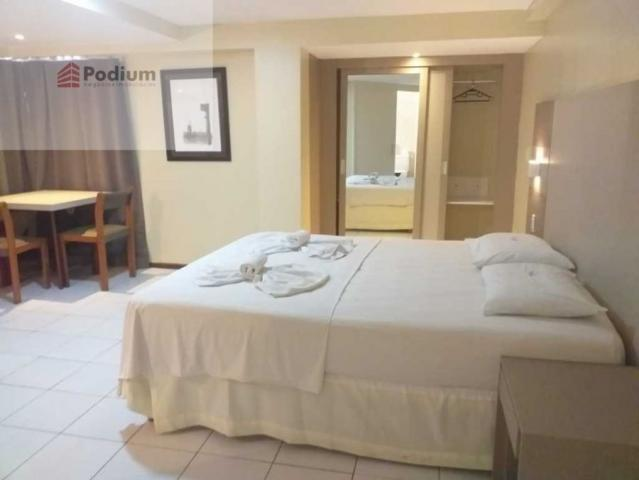 Loft à venda com 1 dormitórios em Tambaú, João pessoa cod:14585 - Foto 20