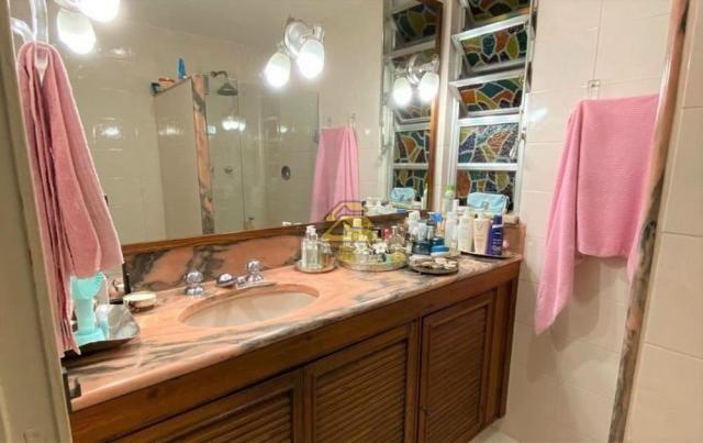 Apartamento à venda com 3 dormitórios em Leblon, Rio de janeiro cod:SCVL3268 - Foto 12