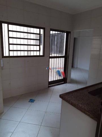Edícula com 1 dormitório para alugar, 30 m² por R$ 800,00/mês - Vila Maceno - São José do