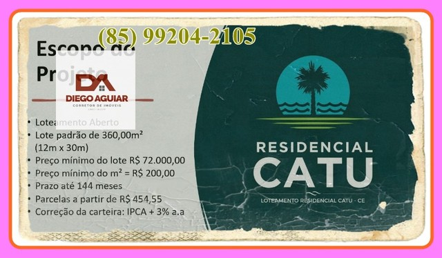 Loteamento Residencial Catu &¨%$# - Foto 5