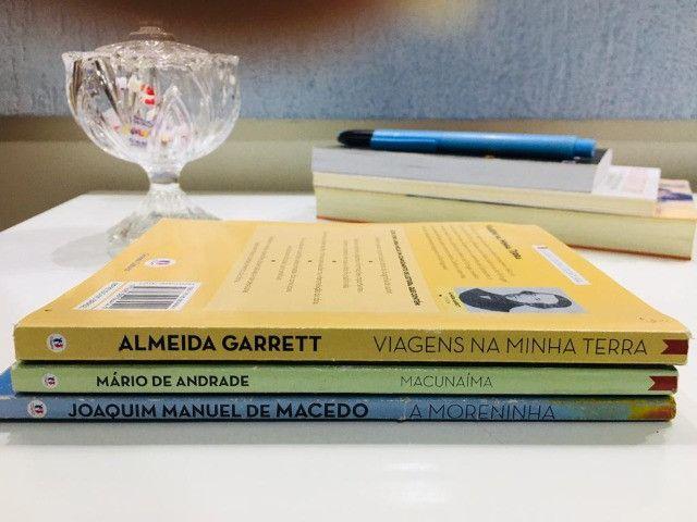 Livros A moreninha, Viagens na minha terra e Macunaíma - Foto 3