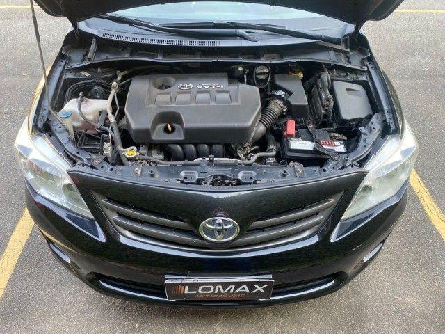 Corolla 2.0 XEI automático 2013 com bancos de couro - Foto 9