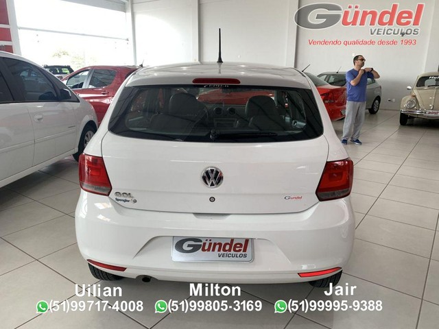 Volkswagen Gol Trendline 1.0 T.Flex 8V 5p - Foto 6